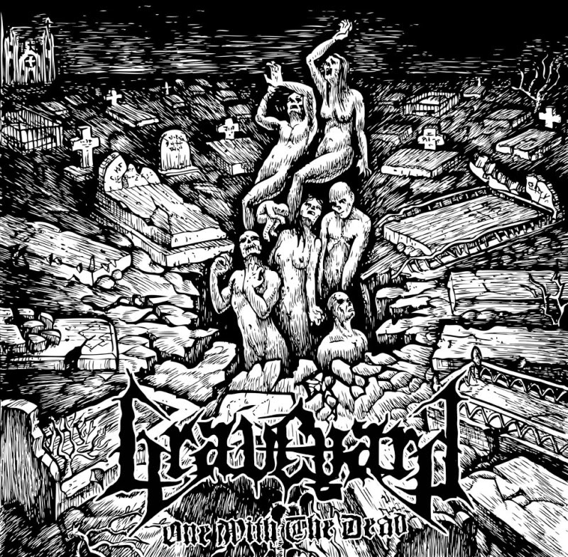 """Graveyard """"One With The Dead"""" CD out soon! Graveyardportada"""